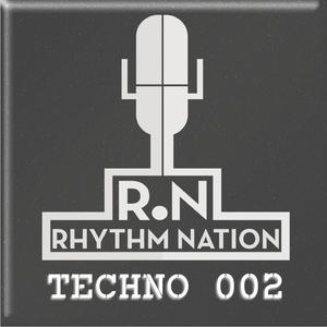 Rhythm Nation Presents Techno 002 - DJ-K