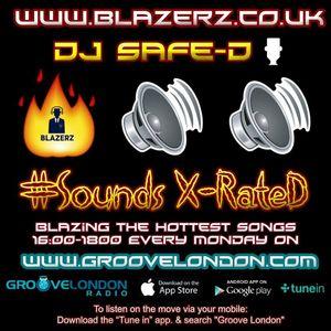 DJ Safe-D - Groove London Radio - Monday - 13-02-17