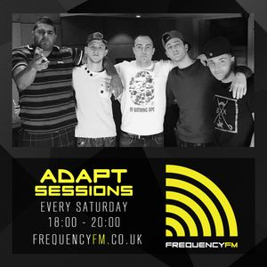 Adapt Sessions w/ Vital Techniques / Alkatraz / Pean / Jordache - Frequency FM - 2nd April 2016