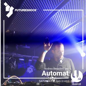 Futureshock 29 - Automat