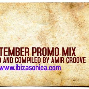September promo mix