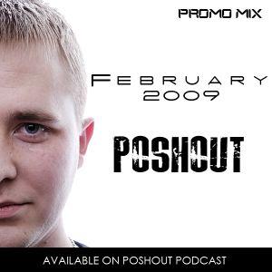 Poshout - February 2010 Promo Mix