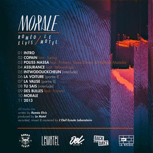 Romeo Elvis & Le Motel present their new project