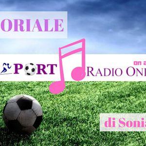 Onda Sport – L'Editoriale di Sonia Sodano del 09.06.2019