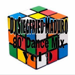 Dj Siegfried Maduro 80s Classic Mix Vol 9