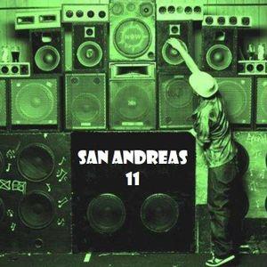 MK SOUNDZ - SAN ANDREAS 11 - Hip-Hop/Reggae/Dub Mix (Only Vinyls Mix)