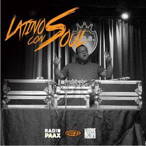 Héctor Gallegos, sesión para el festival Latinos con Soul Vol. 2. Radio Paax