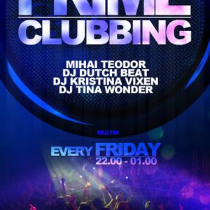Dj Tina Wonder - Prime Clubbing 21.10.11 - On Prime Fm