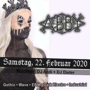 ABBY Party Mainfloor 22.02.2020
