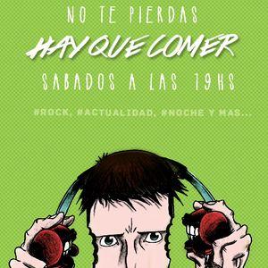Hay Que Comer 7.12.13 Sábados 19hs www.sindialradio.com.ar