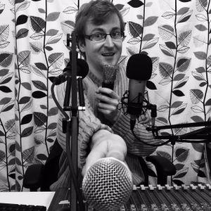 Happy Talks with Paul Hadsley, special guest Tom Hodkinson 10/07/2017/