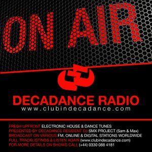 SMX PROJECT - DECADANCE RADIO - 01 JANUARY 2017