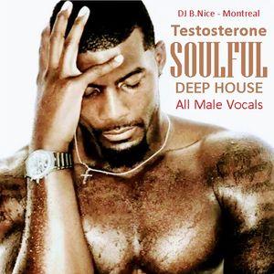 DJ B.Nice - Montreal - Deep, Tribal & Sexy 148 (* SOULFUL Deep House - The Boyz are Singing !! *)