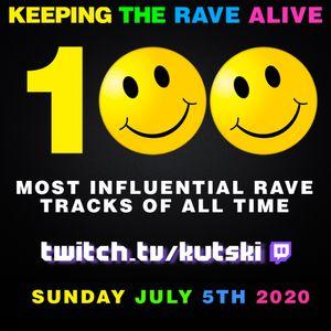 Top 100 Rave Tracks (Part 1)