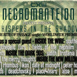 Necromanteion - Communion 38