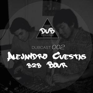 DUBCAST II by Alejandro Cuestas B2B Bour (Sep 2015)