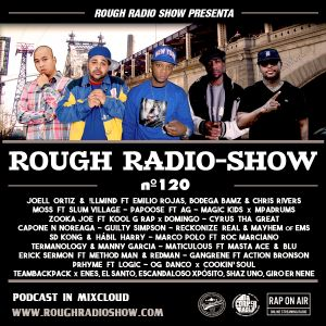 DjEro & Big Nomah - Rough Radio Show nº120