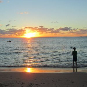 Moreton Island 2016 - Saturday evening 12th March 2016 - Julian