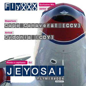 Jeyosai flyxxx II exclusive mix