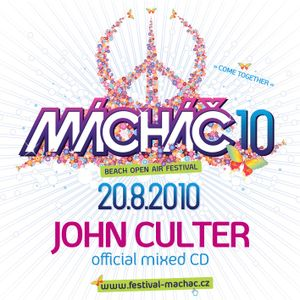 Official CD - Open Air Festival MACHAC 2010 by John Culter