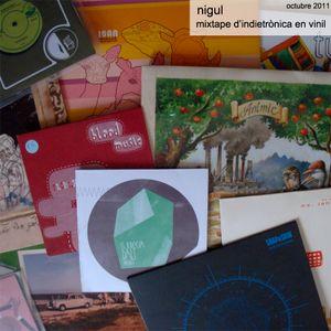 nigul - mixtape d'indietrònica en vinil