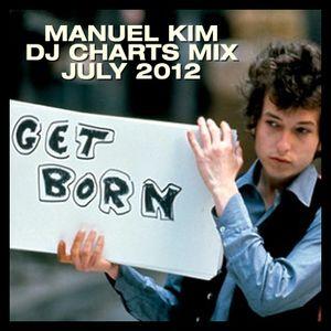 Manuel Kim DJ Charts July 2012
