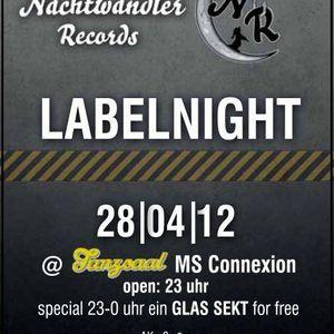 Todd Turner LIVE @ Nachtwandler Records Labelnight
