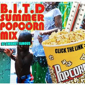 Back In The Day Summer popcorn mix