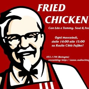 Fried Chicken BACK TO THE FUTURE 23-01-1968