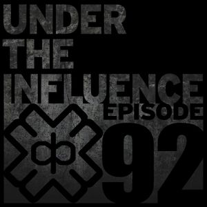 D3EP Radio Network - Under The Influence 92
