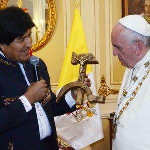 Embajador de Bolivia Benjamín Blanco