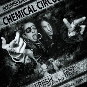Fresh 4th Show on Rockweb Radio. By Chemical Circus.