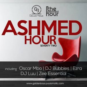 Ashmed Hour 72 // Main Mix By Oscar Mbo