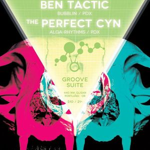 Ben Tactic - Live at A Night Of Terrifying Bass (Oct 27th 2012)