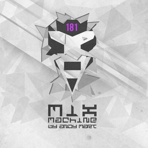 Andy Mart - Mix Machine@DI.FM 181