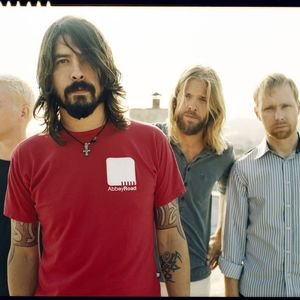 Thu 28/07/11 Foo Fighters, Sparrow & The Workshop (Live)