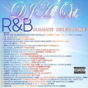 Summer RnB Selections by DJ All Out (2013)