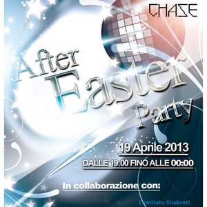Chase set After Easter Party