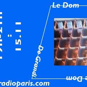 Le Dom & De Grandi - 15:11:2016