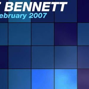 Jeff Bennett In Da Mix February 2007