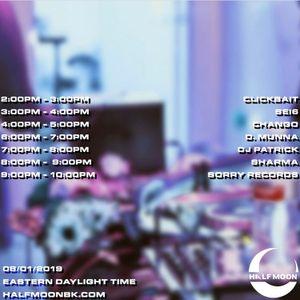 DJ Patrick (Guest Mix for Mau) - 8.1.2019