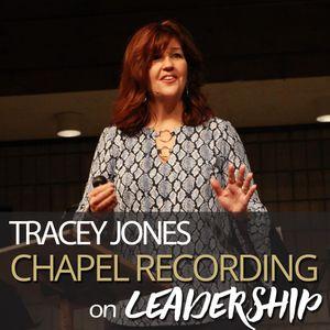 Tracey Jones on Leadership 9/19/17
