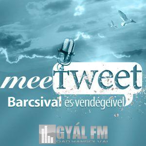 Gyál FM - meeTweet 2012-08-16