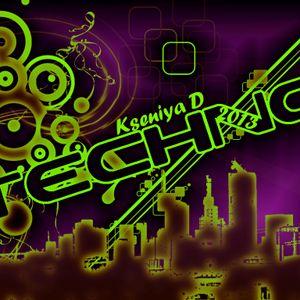 Relaxium - Dark side of Techno #9