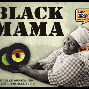 Black Mama Radio Show presenta Missin Red