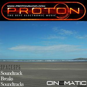 sPaces25(ProtonRadio)  Soundtrack Breaks
