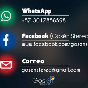 Preguntas y Respuestas - Transmision Especial Gosen Stereo 16/07/2015