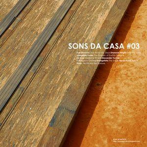 Sons da Casa #03