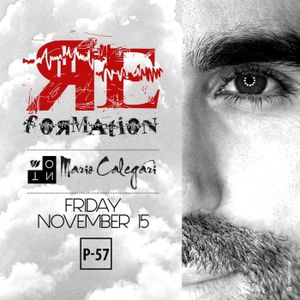 Frequencia Presents *RE-Formation* Mixed By: MARIO CALEGARI