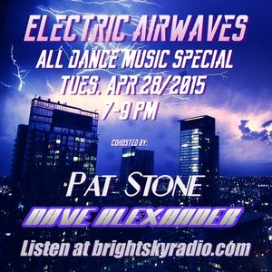 Electric Airwaves 001 - With DJ Dave Alexander & Pat Stone